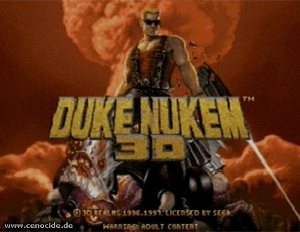 DUKE NUKEM 3D Screenshot Nr. 1