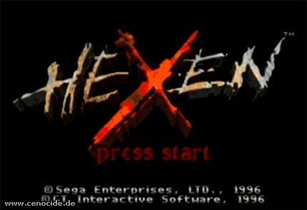 HEXEN - BEYOND HERETIC Screenshot Nr. 1