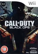CALL OF DUTY - BLACK OPS front preview