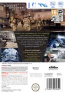 CALL OF DUTY - MODERN WARFARE - REFLEX EDITION back preview
